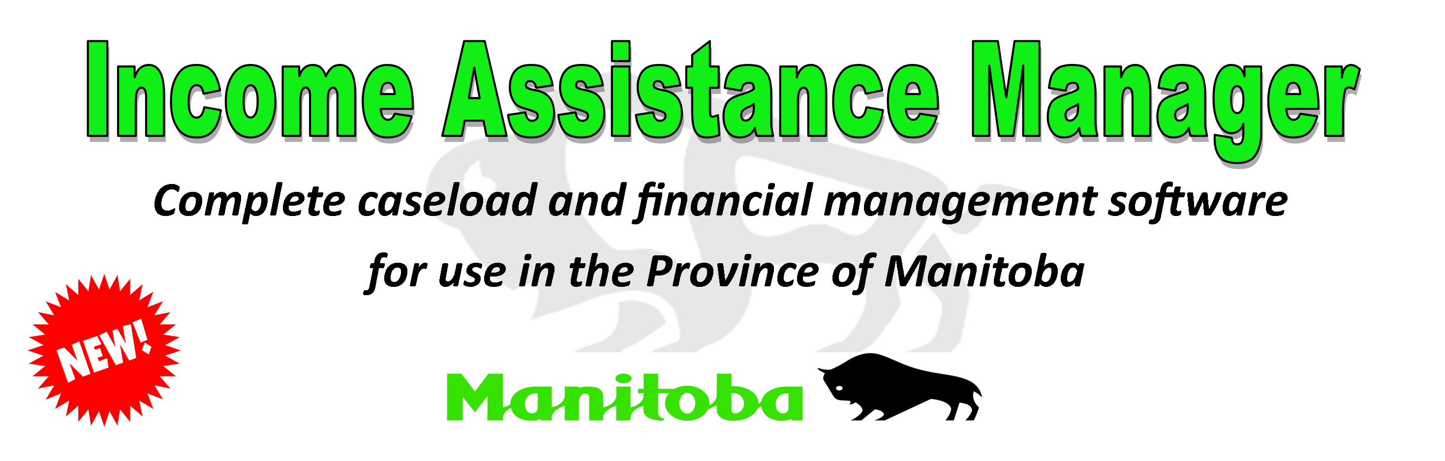 Income Assistance Manager